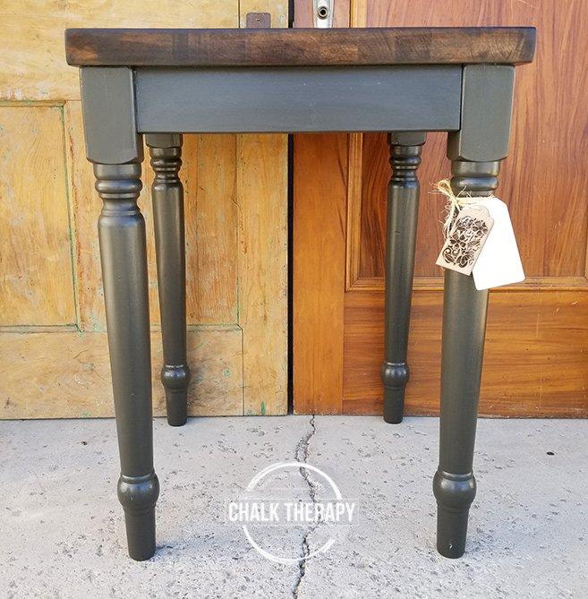 dark roast table