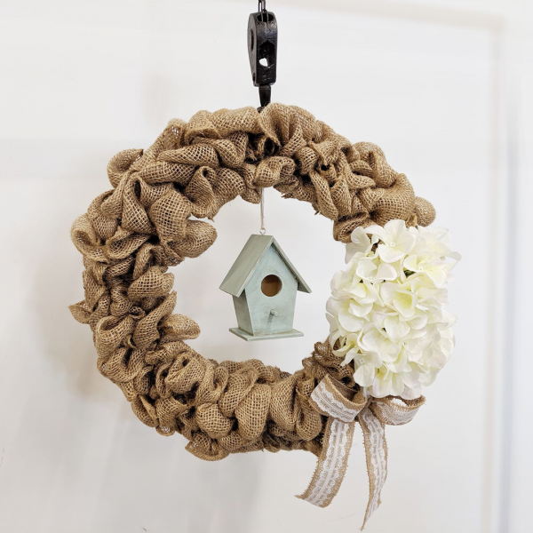 Wreath and Birdhouse Workshop